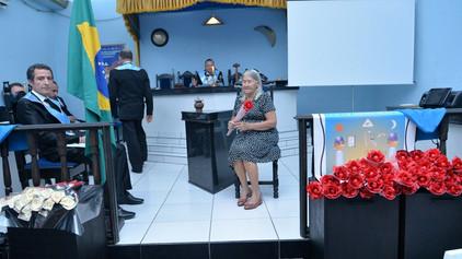 BLS Sagrada Família reúne em Jaru Mulheres da Loja em Homenagem ao Dia das Mães.