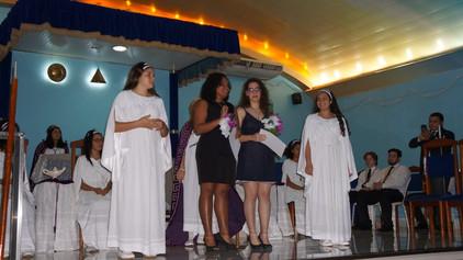 Bethel 01 realiza Cerimonia de Maioridade em Porto Velho - RO.