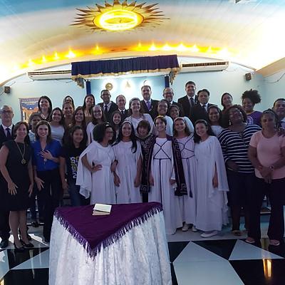 Reinicio das atividades do Bethel 01 - 2019