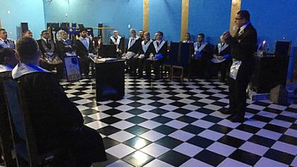 Palestra sobre prevenção ao câncer de próstata em alusão ao Novembro Azul na Quéops nº 11.