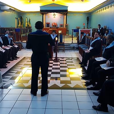 """""""Passado, Presente e Futuro da Maçonaria"""" foi tema de palestra na ARBLS Defensor"""