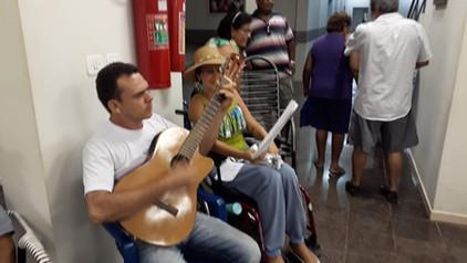 Casa de apoio Amor Fraterno realiza Jantar do Dia dos Pais nesta quinta-feira em Cacoal - RO.