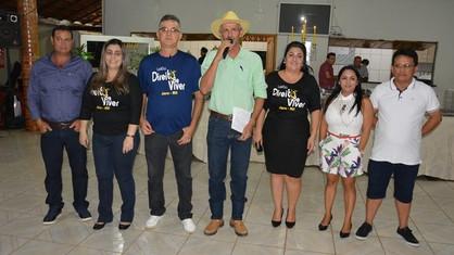 Loja Estrela da Fraternidade nº 15 apresenta projeto da Casa de Apoio Filhos de Hiram em Jaru - RO.
