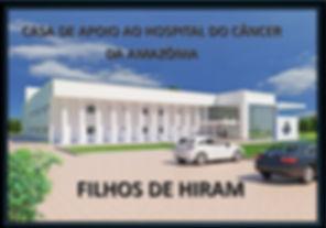 Casa de Apoio Filhos de Hiram