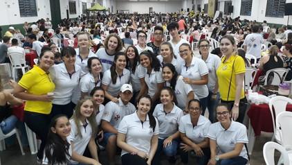 Clube das Acácias da GBLS Águia do Planalto 03 promove 21º Bingo Beneficente.