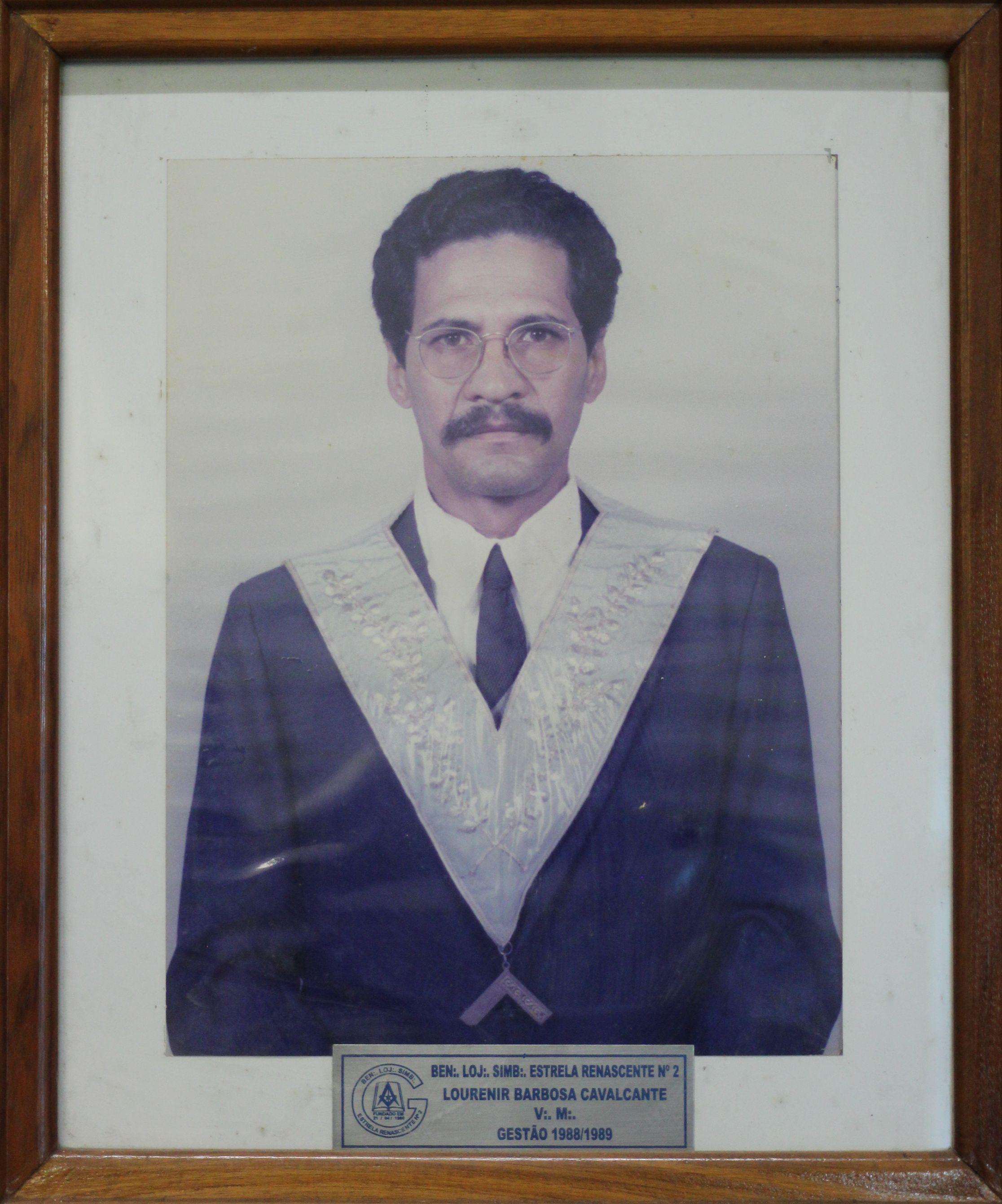 Lourenir Barbosa Cavalcante - 88/89