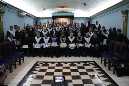 Guardiões do Templo nº 28 completa 15 anos.