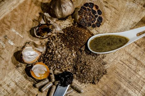 All Black Garlic Products