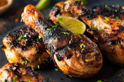 Black Garlic Chicken