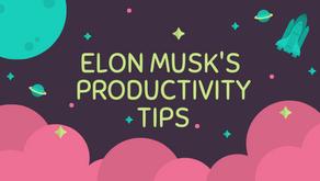 Elon Musk About Long-Term Success