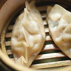 Vegetarian Dumplings 齋餃