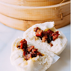 Steamed BBQ Pork Buns 叉燒包