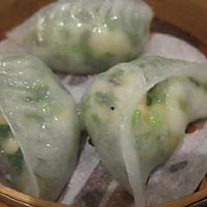 Shrimp and Chives Dumplings