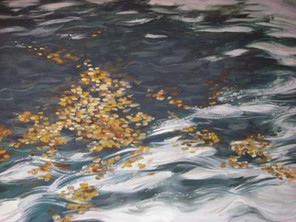 Leaves on the Water