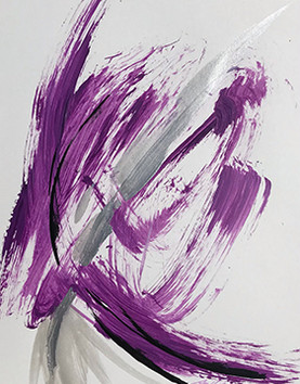 Dash of Purple I
