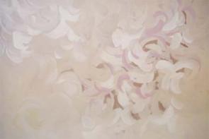 Lavender/Tan Flora