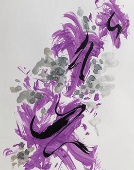 Dash of Purple III