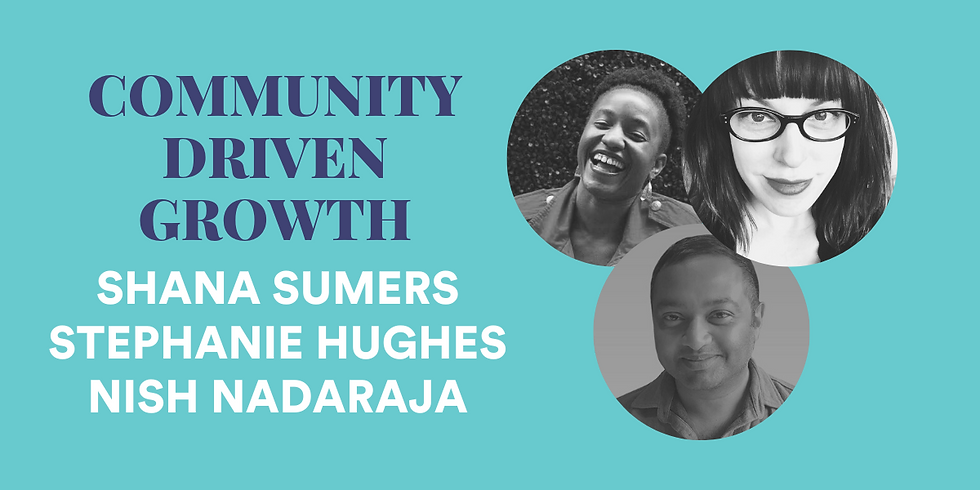 Growth Leaders Circle: Community Driven Growth