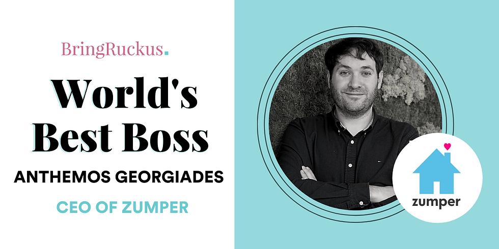 World's Best Boss: Anthemos Georgiades, CEO of Zumper