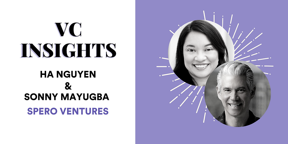 VC Insights: From In-House to becoming an EIR w/ Spero Ventures