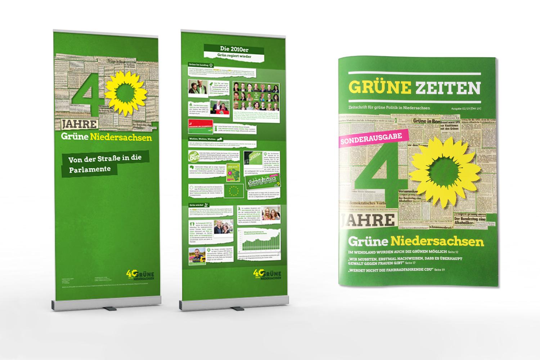 40 Jahre Grüne Niedersachsen