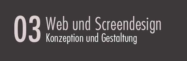 Web- und Screendesign