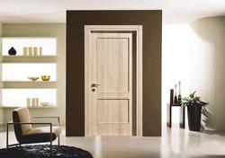 Internal Door Wood Grain