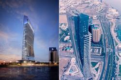 Al Jawharah Tower in Jeddah Corniche, K.S.A. (2nd tallest tower in Jeddah)
