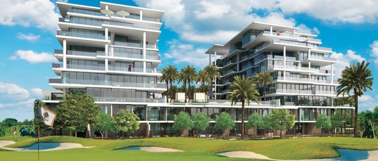 AKOYA Golf Apartments, Dubai, U.A.E.