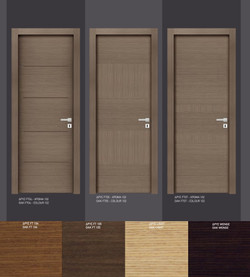 Futura Wood Oak Collection.