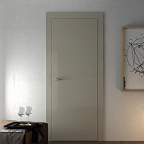 Laquered Door