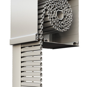 M13700 Security Shutters