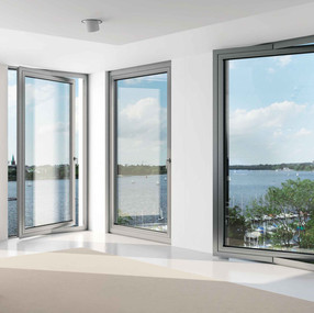 S 67 Vertical Tilt Windows