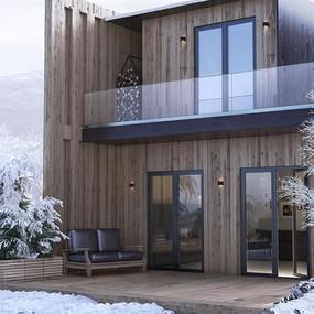 S67 Modern Villa