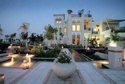 Al Barari Villas in Dubai, U.A.E.