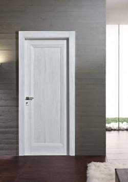 Internal Panelled door Wood Grain,