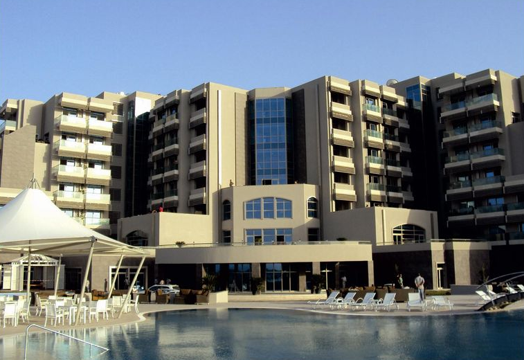 Seaside Hotel in Sirte Libya
