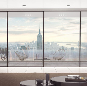 S650 Seamless View to the City