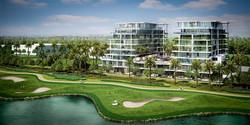 AKOYA Golf Apartments, Dubai, U.A.E.,