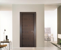 Internal Door Nobby with natural veneer