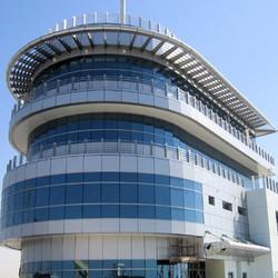 Dubai Maritime City Control Building, Dubai, U.A.E.,