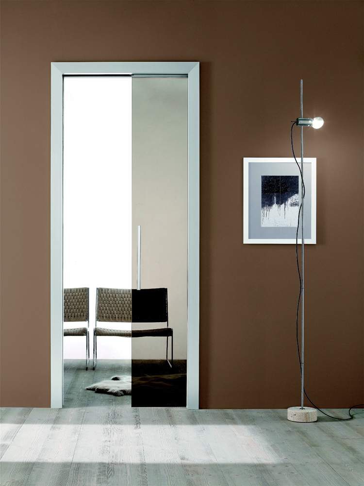 LIGHT SLIDING DOOR