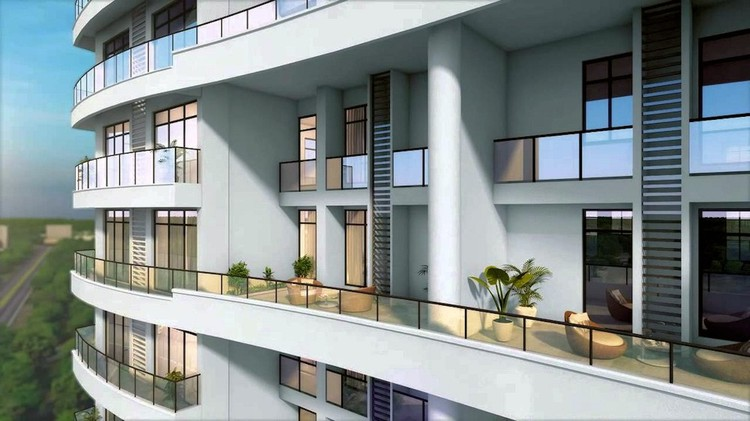 101 Worli Residences, in India..