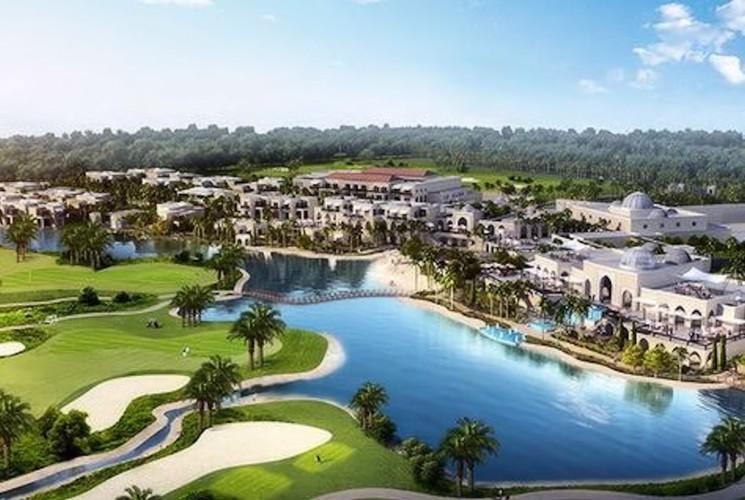 Akoya Golf Villas, Dubai, UA.E.