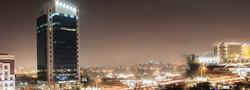 Al Jassim Tower (Sheikh Khalid Bin Jassim Al Thani), in Doha, Qatar,