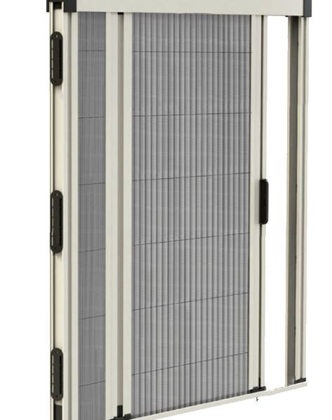 Pieta Front with Protecting Sliding Rail