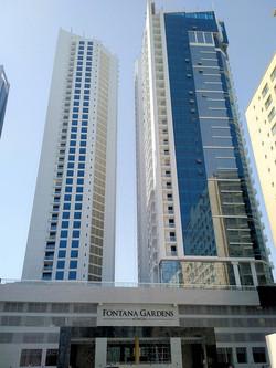 FONTANA Garden Towers in Bahrain