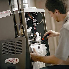 Furnace service - prompt and reliable.jp
