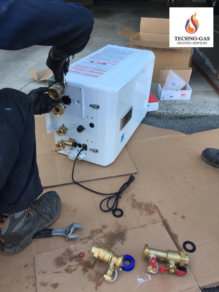 Burnaby-Boiler-Installation-Gas fitter-