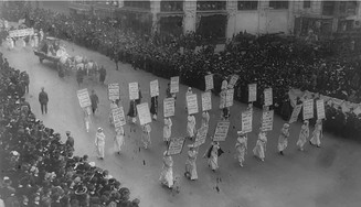 Celebrating the right to vote: The 100th anniversary of women's suffrage